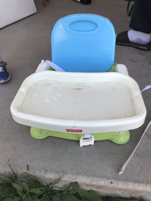 Baby booster seat for Sale in Fresno, CA