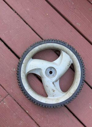 12 inches lawn mower wheel for Sale in North Andover, MA
