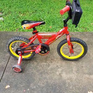 "Huffy Lighting McQueen Boy's 12"" Bike for Sale in Farmville, VA"