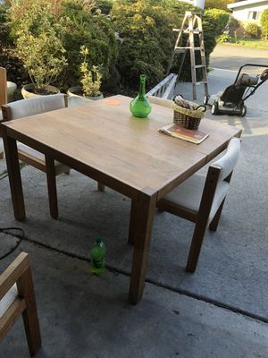 Dining Table for Sale in Lynnwood, WA