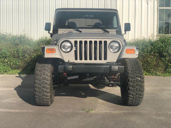 Jeep Wrangler TJ 1997