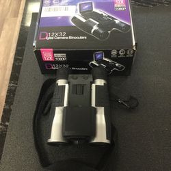 Digital Camera Binoculars 12x32 1080P Puissant Zoom M 12X for Sale in Port St. Lucie,  FL