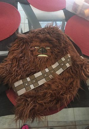 Wookie Backpack for child great condition. for Sale in Wildomar, CA
