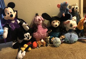Disney plushies for Sale in San Diego, CA