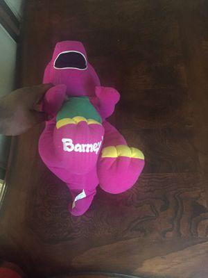 Talking Barney for Sale in Pasadena, CA