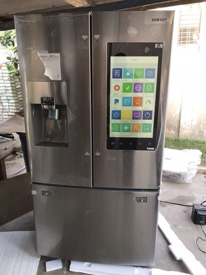 New smart family hub refrigerator for Sale in Boston, MA