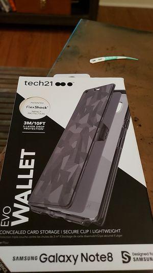 Tech21 Galaxy Note8 (Samsung) for Sale in Seattle, WA