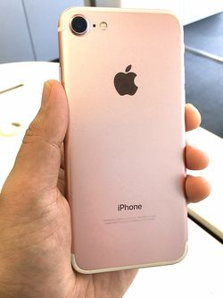 iPhone 7 128GB for Verizon/Total Wireless/Simple Mobile/AT&T/Cricket/Sprint/Boost/T-Mobile/Metro/Mexico/International use for Sale in Milwaukie,  OR