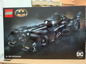 NEW LEGO DC Batman 1989 Batmobile Building Kit 76139 for Sale in Washington, DC