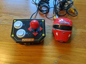Pac-Man and Power Rangers Plug-n-play for Sale in Fawn Grove, PA