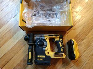 """Dewalt 1"""" XR 20V SDS Rotary Hammer for Sale in Severna Park, MD"""