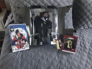 Cruella DeVil Collector Disney Edition 1996/ Hallmark Keepsake 1998/101 Dalmatians 1997 VCR for Sale in Auburn, WA