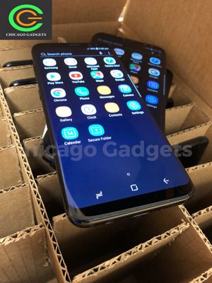 Unlocked Samsung Galaxy S9 plus for Sale in Chicago, IL