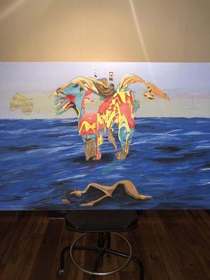 """Original Art """"Goddess"""" Painting for Sale in Atlanta, GA"""