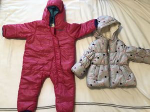 Baby Girl clothes size 12-18 months for Sale in Bothell, WA