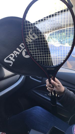 Spalding tennis racket. for Sale in Halethorpe, MD