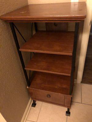 Entertainment shelf for Sale in Austin, TX