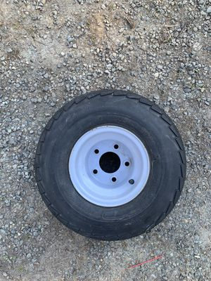Never used 18.5 x 8.50-8 trailer tire for Sale in Woodinville, WA