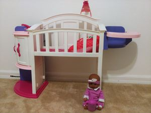 My very own nursery toy , doll crib for Sale in Kissimmee, FL