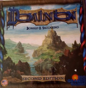 DOMINION Board game by Rio Grande Games for Sale in Phoenix, AZ