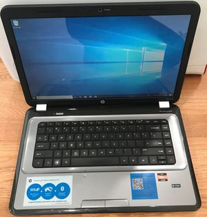 """HP Pavilion G6 NoteBook 15"""" 4GB//120GB SSD -Fully Working!!!! for Sale in Elmhurst, IL"""