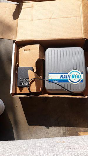 Rain dial sprinkler timer for Sale in Orange, CA