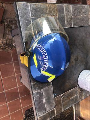 Fire helmet for Sale in Wichita Falls, TX