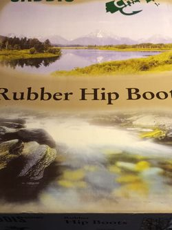 NIB Size 9 Hip Boots Caddis Industry for Sale in Gig Harbor,  WA