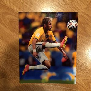 Neymar JR. Poster Picture for Sale in Salinas, CA