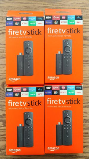 Fire tv sticks for Sale in North Ridgeville, OH