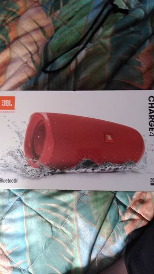UNOPENED BRAND NEW JBL CHARGE 4 for Sale in Stone Mountain, GA