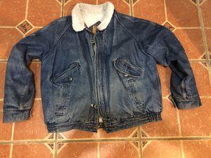 Vintage LeVi Sherpa Jacket for Sale in Silver Spring, MD