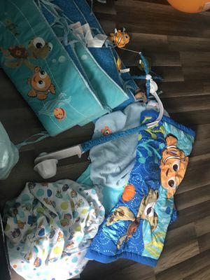 Nemo crib set for Sale in Rochester, PA