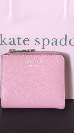 NWT KATE SPADE EVA SMALL L bifold leather WALLET for Sale in Encinitas,  CA