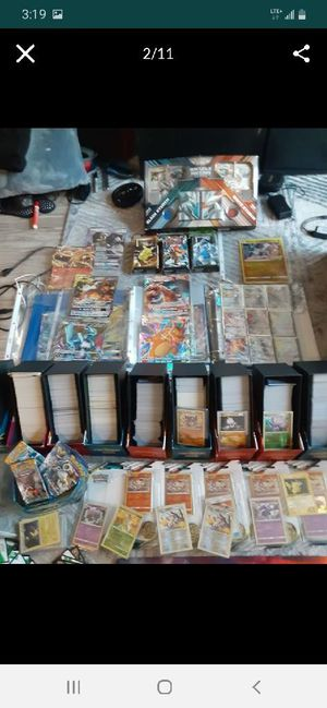 Pokemon collection for Sale in San Diego, CA