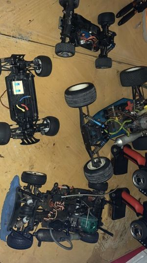 Four Rc cars for sale for Sale in Fort Lauderdale, FL