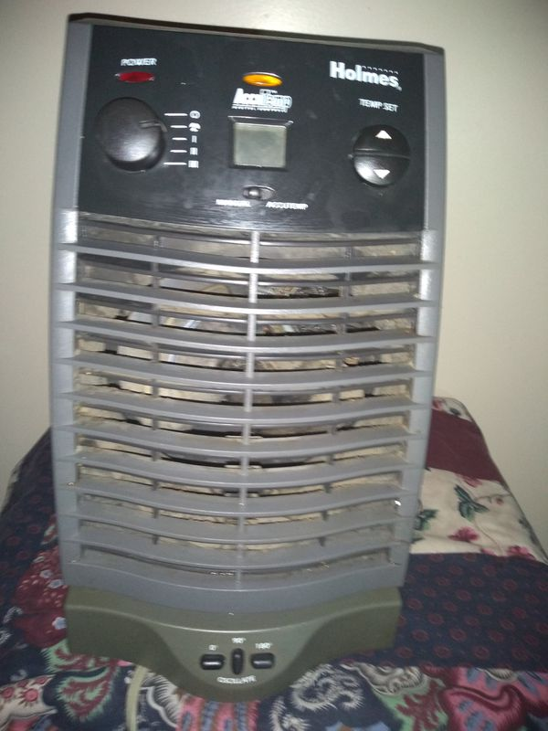 Holmes 1500 watts oscillation accu temp heater