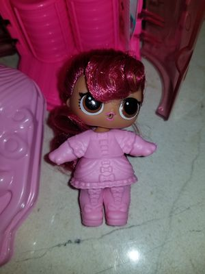 Lol surprise dolls hairgoals wave series 2 Pins doll for Sale in Davie, FL