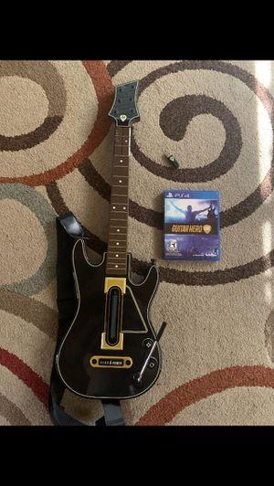 Guitar hero live ps4 for Sale in Riverside, CA