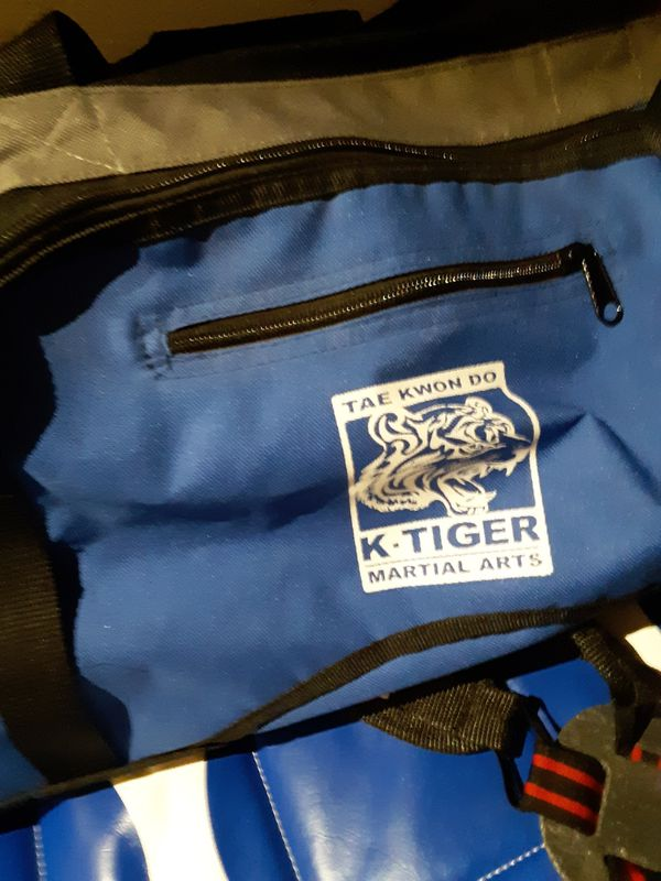 Taekwondo protection gear accessories