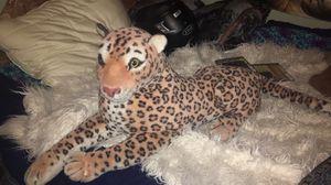 Large stuffed animal cheetah for Sale in Flagstaff, AZ