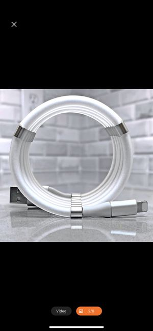 iPhone magnetic charger reseller new supercalla fast lightening modern for Sale in San Jose, CA