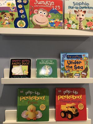 Baby/ children books. for Sale in Federal Way, WA