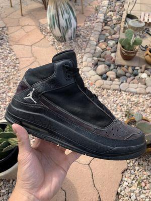 """JORDAN H-SERIES """"TRIPLE BLACK"""" (Size 9) for Sale in Buckeye, AZ"""