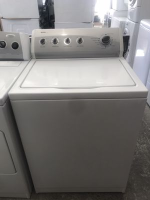 San Carlos appliances. Sale & services. Used,Kenmore brand washer, white color, heavy duty, super capacity plus, great condition for Sale in San Jose, CA