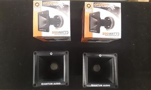 NEW!! 1 inch pro audio tweeters 200W for Sale in West York, PA