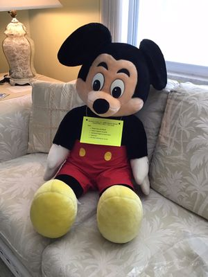 Vintage Collectible Mickey Mouse for Sale in PT CHARLOTTE, FL