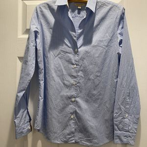 Burberry Women's Button Up Shirt - Size Medium for Sale in Cupertino, CA