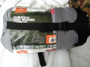 20-40 degree climatech sleeping bag for Sale in Hermitage, TN