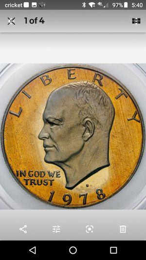 Yellow Toned, Liberty Dollar for Sale in Homestead, FL